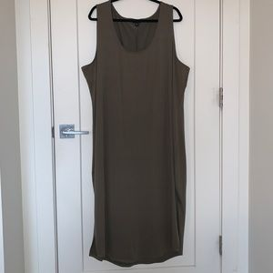 Olive Green Body Con Dress from Torrid
